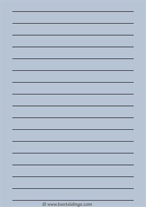 Laden sie das pdf herunter oder fordern sie den gedruckten folder an. Liniertes Papier zum ausdrucken - Basteldinge