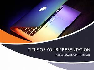 Technology And Computers Powerpoint Template