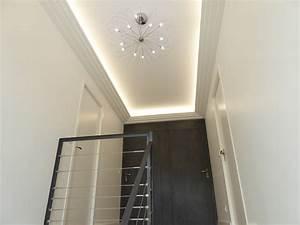 Eclairage Indirect Plafond : staff lescure nimsgern platrerie nimsgern ~ Melissatoandfro.com Idées de Décoration