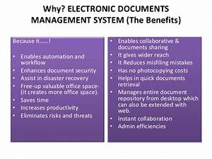 records manangement system electronic records management With electronic documents records management
