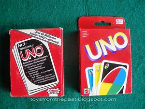 Toys From The Past   439 Amigo    Mattel  U2013 Uno  First