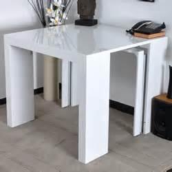 photo table console extensible pas cher ikea