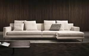 minotti sofa allen by minotti design rodolfo dordoni