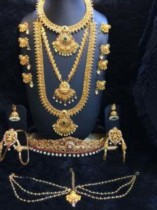 types  bridal jewellery popular  india