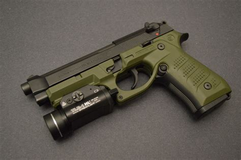 island slop recover tactical bc2 beretta grip and rail review modern