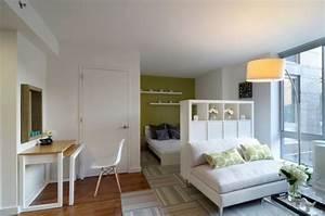 Kleine Wohnung Optimal Nutzen : wie k nnen sie richtig eine 1 zimmer wohnung einrichten innendesign zenideen ~ Markanthonyermac.com Haus und Dekorationen