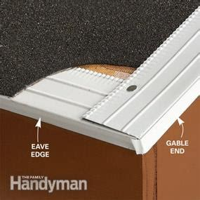 How To Fix A Roof Drip Edge — The Family Handyman