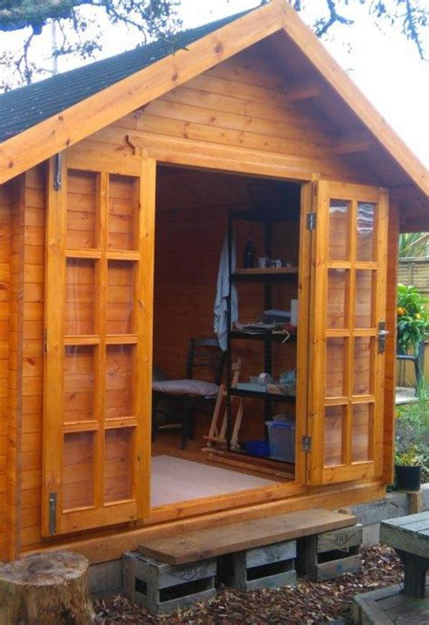 sheshed potting shed  great place  create  store