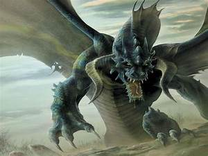 war dragon - Dragons Wallpaper