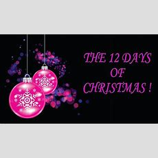 The 12 Days Of Christmas Song Lyrics Youtube