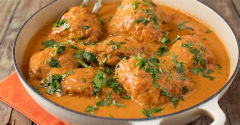 mild creamy chicken curry