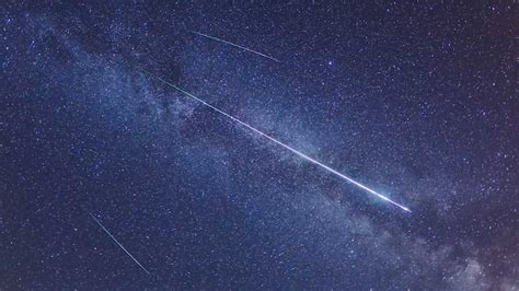 perseid meteor shower    time  view