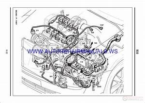 Renault Velsatis X73 Nt8324 Disk Wiring Diagrams Manual 06