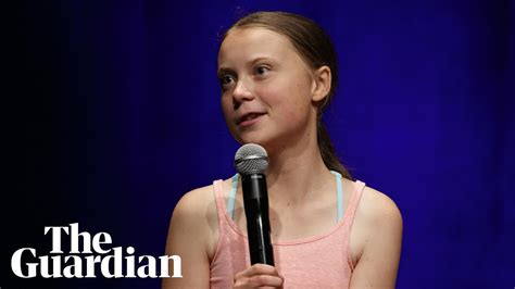 Greta Thunberg Urges All To Join Fridays Climate Strike