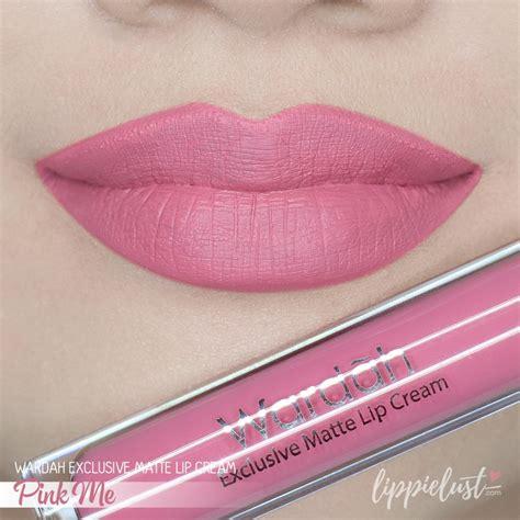 harga lipstik wardah terbaru harga spesifikasi wardah matte lipstik no 2 pink terbaru