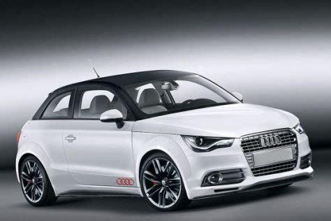 Audi A1 Sportversion: RS 1 kommt mit Allradantrieb ...