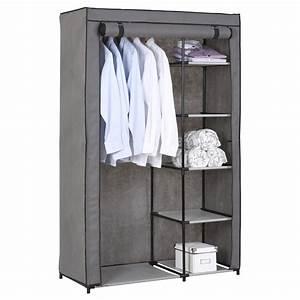 Ikea Kleiderschrank Stoff : stoffkleiderschrank tanja mit kleiderstange mobilia24 ~ Buech-reservation.com Haus und Dekorationen