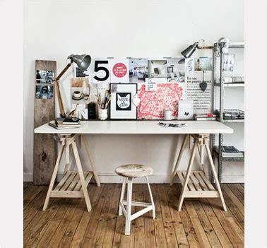 bureau style loft à faire soi même