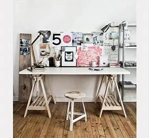 Bureau Style Loft Faire Soi Mme