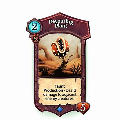 Faeria Devouring Plant Gamepedia English