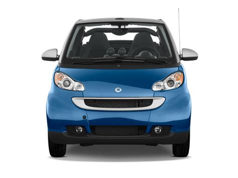 2009 Smart Fortwo 2-door Cabriolet Passion Front