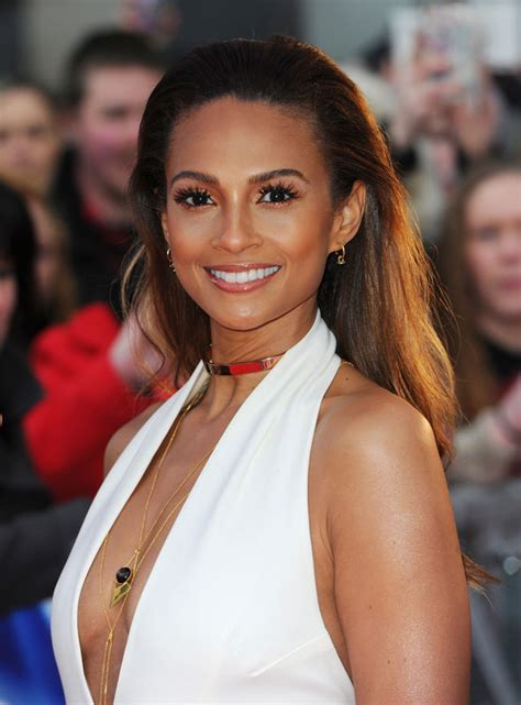 Britain's Got Talent judge Alesha Dixon on beauty secrets ...