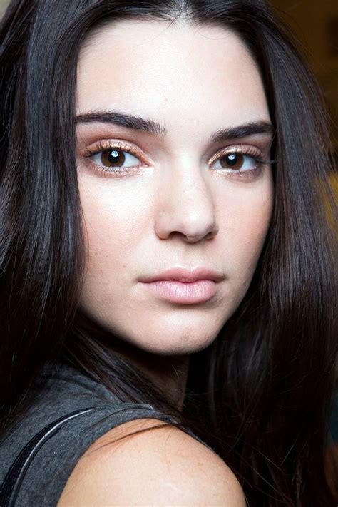 #kendalljenner #face #makeup   Kendall jenner, Kendall ...