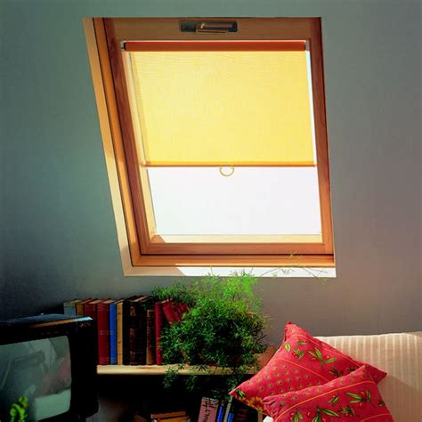 store interieur rideau pour fenetre de toit type velux