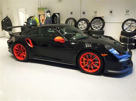 orange porsche 911 gt3 rs unique black and orange porsche 911 gt3 rs in illinois