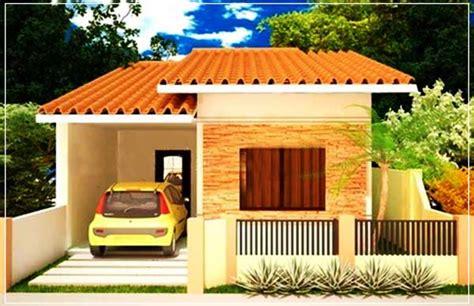 gambar desain atap rumah leter  desruma