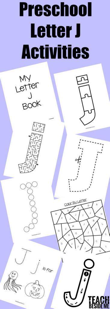 letter of the week preschool letter j activities teach 371 | Preschool Letter J Activities 366x1024