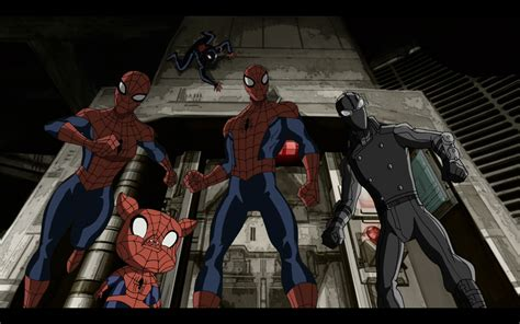 ultimate spider man web warriors is bringing the spider