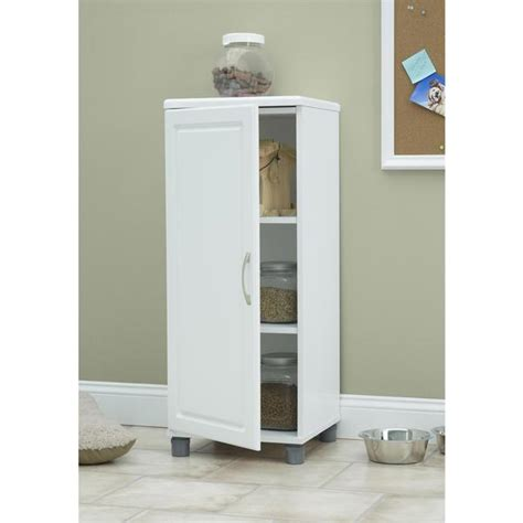 Stackable Storage Cabinet Kitchen Pantry Organizer