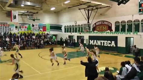 CCHS 1/22/2016 - Manteca High School highlights - Hudl
