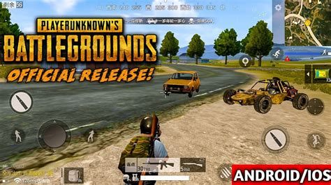 First Look Pubg Mobile Gameplay By Timi Studios