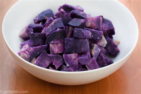 purple yams how to make ube pies purple yam or purple sweet potato pies junblog