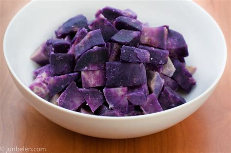 How To Make Ube Pies (purple Yam Or Purple Sweet Potato