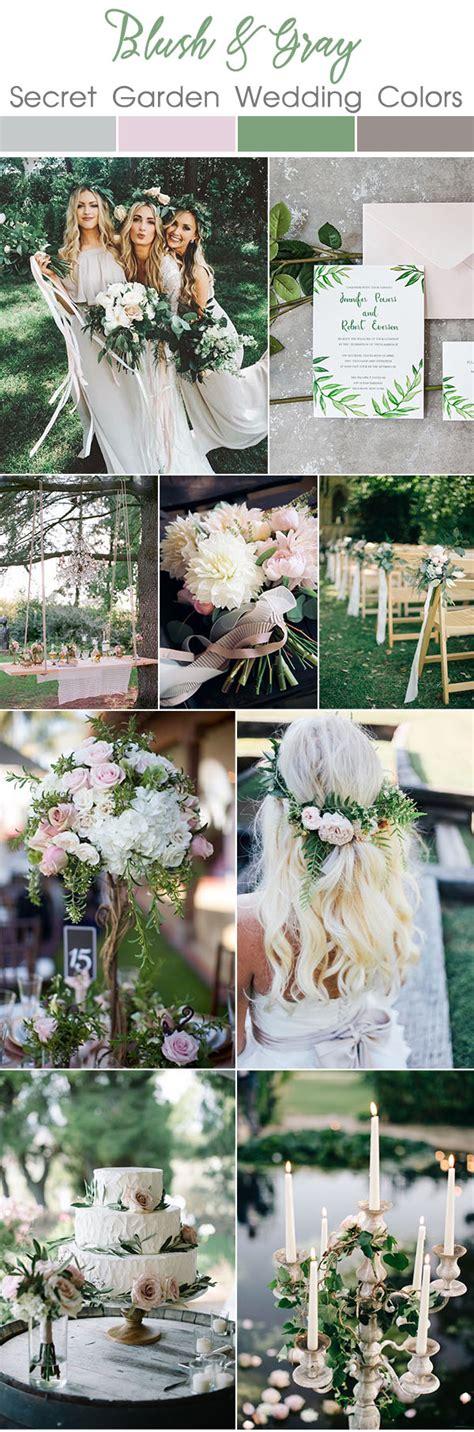 48 Most Inspiring Garden Inspired Wedding Ideas