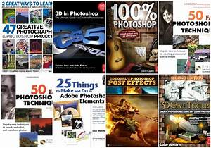 20 Adobe Photoshop Books Collection Pack