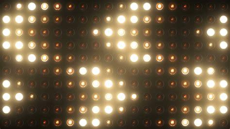 lights bulb vj spotlight wall of lights stage