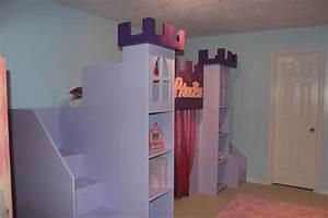 Lit Fille Original : un lit d 39 enfant original ~ Teatrodelosmanantiales.com Idées de Décoration