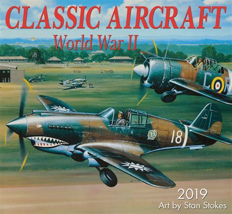classic aircraft wwii zebrapublishing