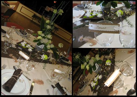 decoration table anniversaire 40 ans