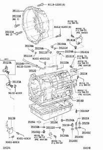 Lexus Lx 470 Plug  Breather  No  1  Atm   Mission  Csae