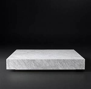 Coffee Shop Design Book Low Marble Plinth Square Coffee Table