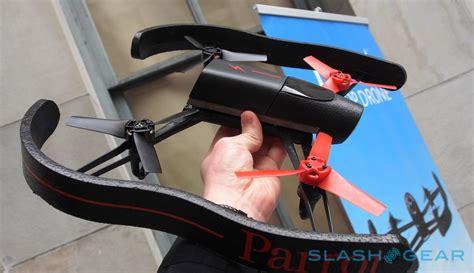 parrot bebop drone hands  oculus rifts eye   sky slashgear