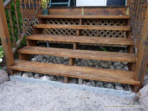 am 233 nager le dessous d un escalier de terrasse avec des pierres