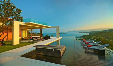 spectacular samujana villas at koh samui