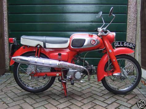 honda  gallery classic motorbikes