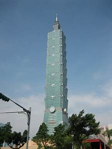 Why, Taipei, 101, Is, The, Coolest, Skyscraper, On, The, Planet